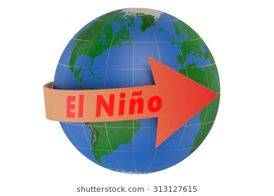 el-nino-concept-isolated-on-260nw-313127615